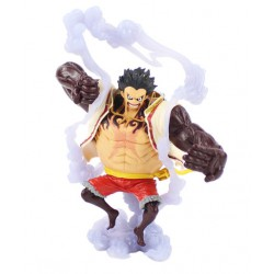 Figurine Luffy Gears 4