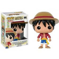 Figurine pop luffy