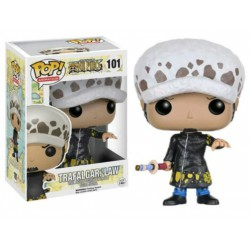 Figurine pop trafalgar law