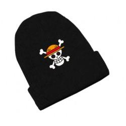 Bonnet One Piece tête de mort