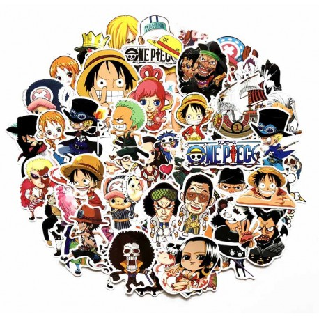 Stickers muraux one piece