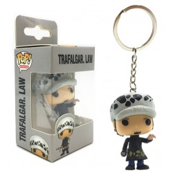 Porte clé pop trafalgar law