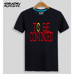 T shirt one piece to be continued