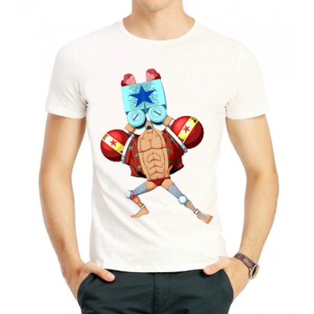 T Shirt Franky One Piece