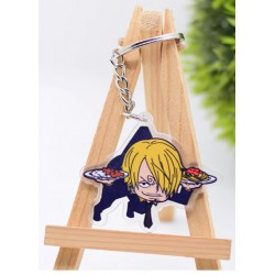 Porte Clé One Piece Sanji