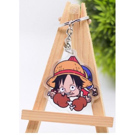 Porte Clé One Piece Luffy