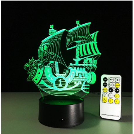 Lampe LED One Piece