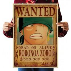 Avis de recherche Zoro