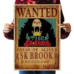 Avis de recherche Brook