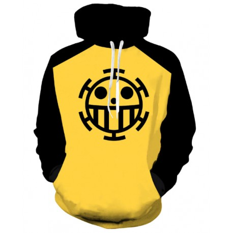 Sweatshirt One Piece Trafalgar Law