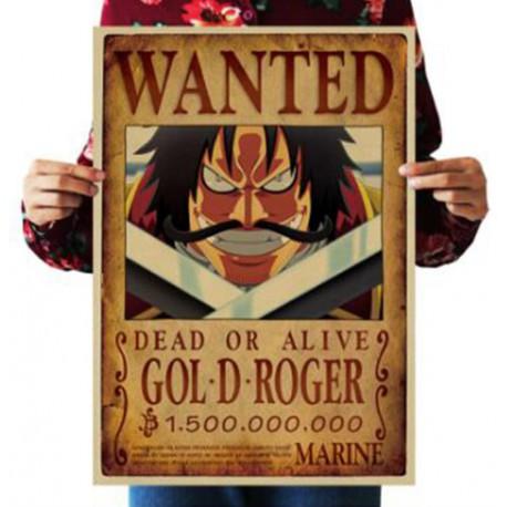 Avis de Recherche Gol D Roger