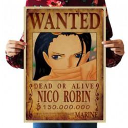Avis de recherche Nico Robin