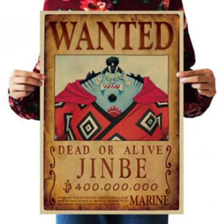 Avis de recherche Jinbe