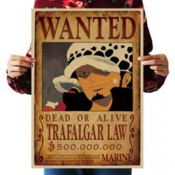 Avis de recherche Trafalgar Law