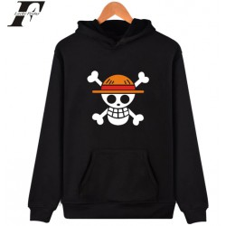 Sweatshirt One Piece Drapeau Luffy