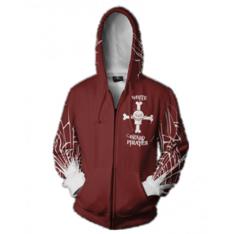 Pull One Piece Barbe Blanche