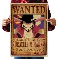 Avis de recherche Dracule Mihawk