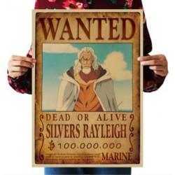 Avis de recherche Silvers Rayleigh