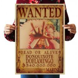 Avis de recherche Doflamingo