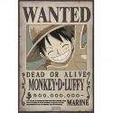 Avis de Recherche One Piece