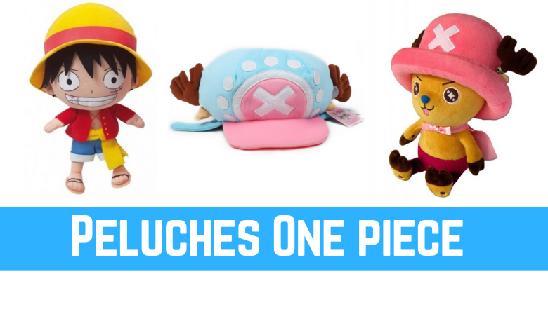 Peluche One Piece